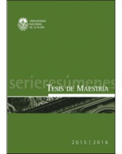 Tesis de maestría 2015-2016: Serie resúmenes