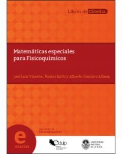 Matemáticas especiales para fisicoquímicos