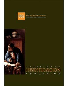 Programa de Investigación Educativa