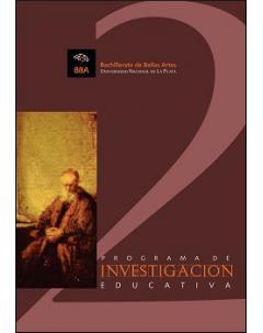 Programa de Investigación Educativa 2