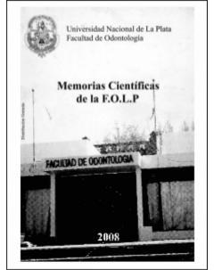 Memorias científicas de la FOLP