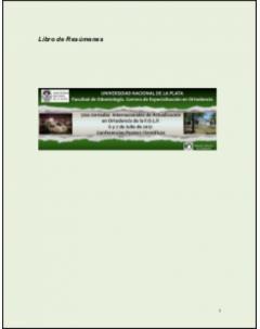 5tas Jornadas Internacionales de Actualización en Ortodoncia de la FOLP: Libro de resúmenes