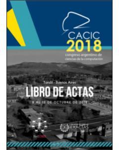 XXIV Congreso Argentino de Ciencias de la Computación - CACIC 2018: Libro de actas
