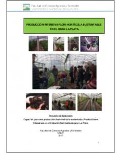 Producción intensiva flori-hortícola sustentable en el Gran La Plata