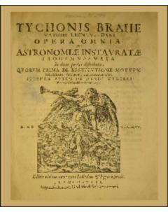 Opera omnia, sive Astronomiae instauratae progymnasmata: In duas partes distributa, quorum prima de restitutione motuum solis & lunae, stellarumque inerrantium tractat