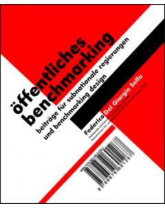 Öffentliches Benchmarking: Beiträge für subnationale regierungen und Benchmarking design