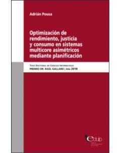 Optimización de rendimiento, justicia y consumo energético en sistemas multicore asimétricos mediante planificación