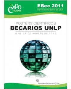 Pósters científicos. Becarios UNLP: IV Encuentro de Becarios UNLP (EBec 2011)