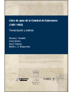 Libro de apeo de la Catedral de Salamanca (1401-1405): Transcripción y análisis