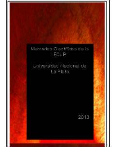 Memorias Científicas de la FOLP: 2013