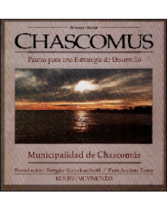 Trabajo de revisión sobre las pautas para una estrategia de desarrollo en Chascomús