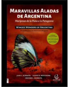 Maravillas aladas de Argentina: Mariposas de la Puna a la Patagonia