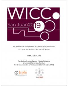 XXI Workshop de Investigadores en Ciencias de la Computación - WICC 2019: libro de actas