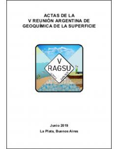 Actas de la V Reunión Argentina de Geoquímica de la Superficie