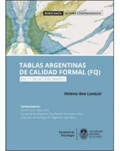 Tablas argentinas de calidad formal (FQ): En 1179 no pacientes