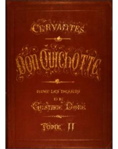 L'Ingénieux Hidalgo Don Quichotte de la Manche - Tomo 2