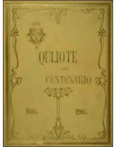 Quijote del Centenario 1605-1905 (texto) - Tomo 3