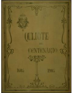 Quijote del Centenario 1605-1905 (láminas) - Tomo 2