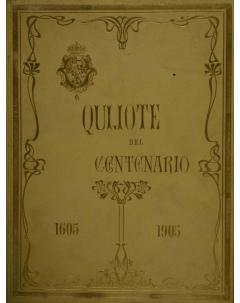 Quijote del Centenario 1605-1905 (láminas) - Tomo 4