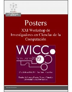 Pósters XXI Workshop de Investigadores en Ciencias de la Computación