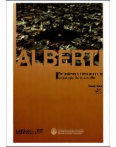 Alberti Reflexiones y datos para una estrategia de desarrollo