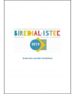 IX Conferência Internacional sobre Bibliotecas e Repositórios Digitais da América Latina BIREDIAL – ISTEC: Anais das sessões temáticas