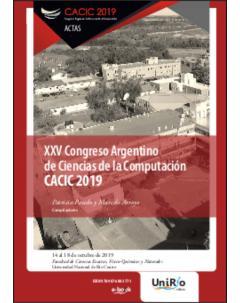 XXV Congreso Argentino de Ciencias de la Computación - CACIC 2019 libro de actas