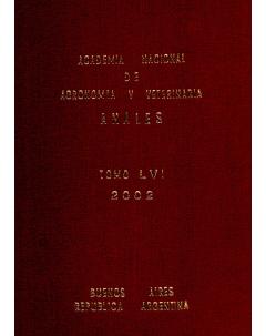 Anales tomo LVI 2002
