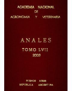 Anales tomo LVII 2003