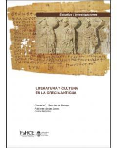 Literatura y cultura en la Grecia antigua
