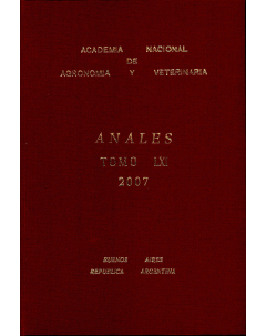 Anales tomo LXI 2007