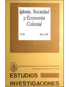 Iglesia, sociedad y economía colonial