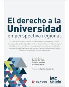 El derecho a la universidad en perspectiva regional