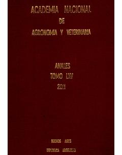 Anales tomo LXV 2011