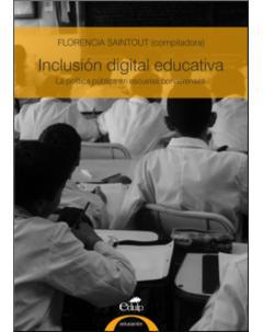 Inclusión digital educativa: La política pública en escuelas bonaerenses