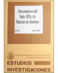 Historiadores del siglo XIX y la historia de América