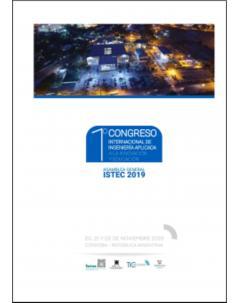 Actas del I Congreso Internacional de Ingeniería Aplicada a la Innovación y Educación y Asamblea General de ISTEC 2019