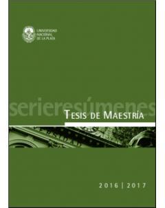 Tesis de maestría 2016-2017: Serie resúmenes