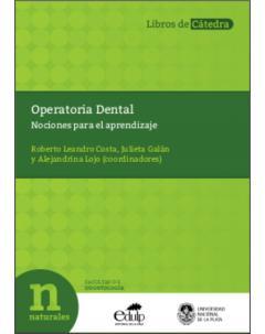Operatoria dental: Nociones para el aprendizaje