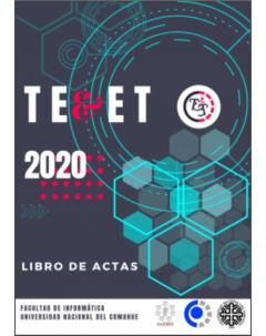 TE&ET 2020: Libro de Actas XV Congreso de Tecnología en Educación y Educación en Tecnología - REDUNCI