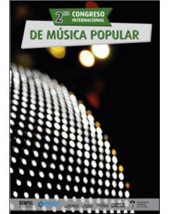 2º Congreso Internacional de Música Popular
