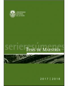 Tesis de maestría 2017-2018: Serie resúmenes