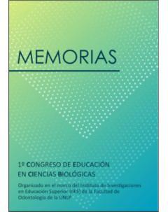 Memorias 1er. Congreso de Educación en Ciencias Biológicas