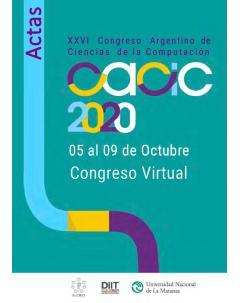 XXVI Congreso Argentino de Ciencias de la Computación - CACIC 2020: Libro de actas