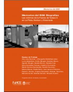 Memorias del BIM: Biografías: Las víctimas de la Fuerza de Tareas 5 en La Plata, Berisso y Ensenada