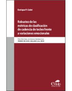 Robustez de las métricas de clasificación de cadencia de tecleo frente a variaciones emocionales