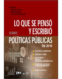 Lo que se pensó y escribió sobre políticas públicas en 2019: Blog de Economía del Sector Público