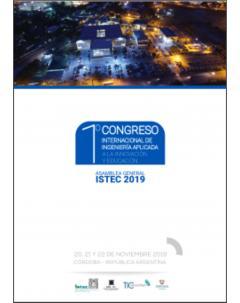 Actas del I Congreso Internacional de Ingeniería Aplicada a la Innovación y Educación y Asamblea General de ISTEC 2019: Segunda edición