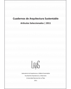 Cuadernos de Arquitectura Sustentable
