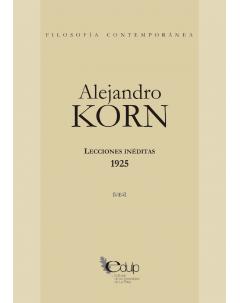 Filosofía contemporánea: Lecciones inéditas, 1925